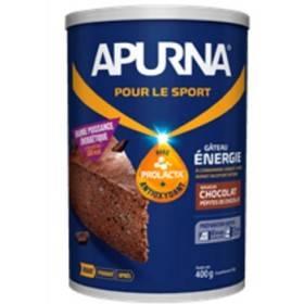 Gâteau énergie Apurna 400g
