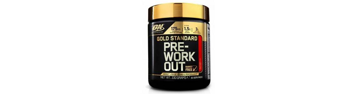 Pre Workout - Intra Workout